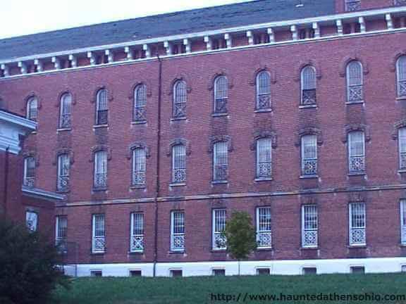 The Ridges Athens Lunatic Asylum Athens Ohio