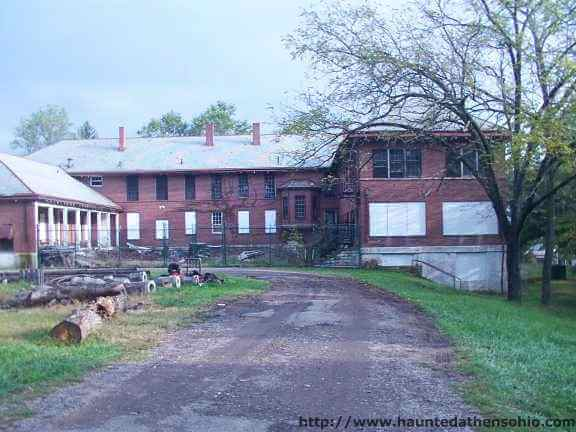 The Ridges Athens Ohio Lunatic Asylum Tuberculosis Ward