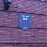 Wilson Hall Ohio University Athens Ohio