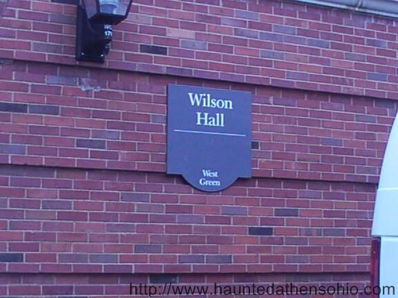 Wilson Hall Ohio University Athens Ohio