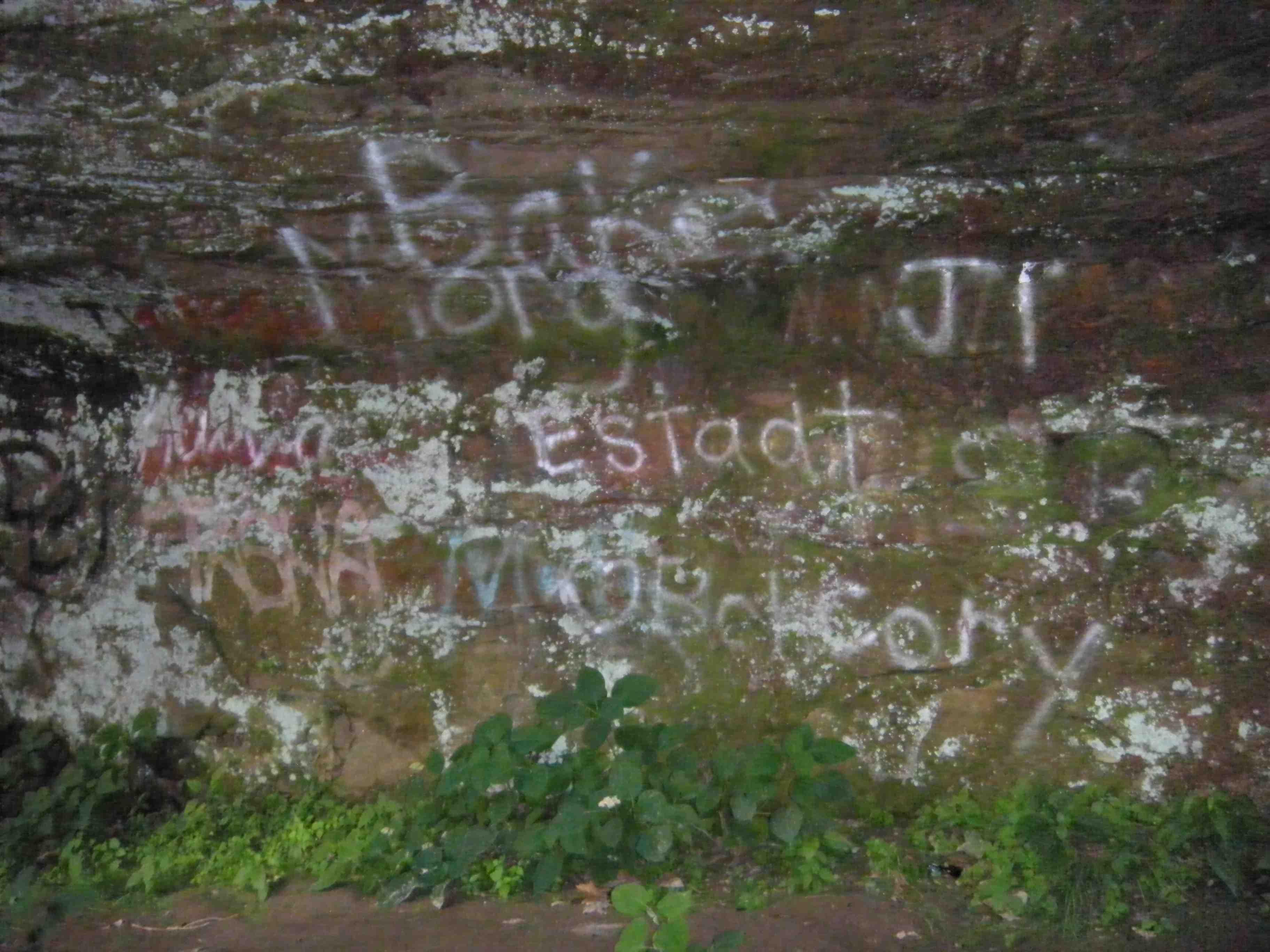 Moonville Tunnel Zaleski Ohio